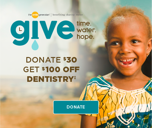 Donate $30, Get $100 Off Dentistry - Missouri Flat Dental Group